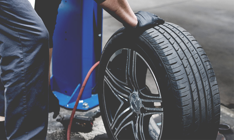 Tire Repair and Replacement