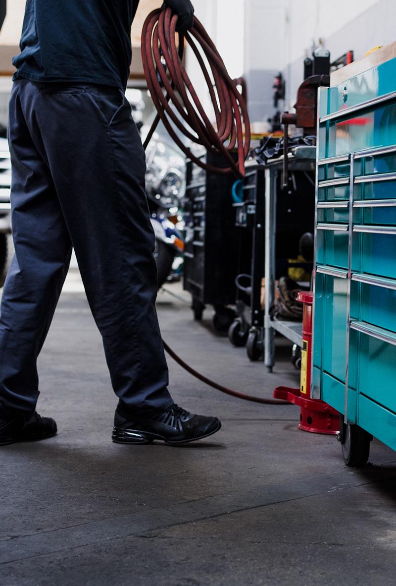 Skilled Automotive Technicians